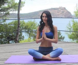 Yoga για θετική σκέψη και ευγνωμοσύνη