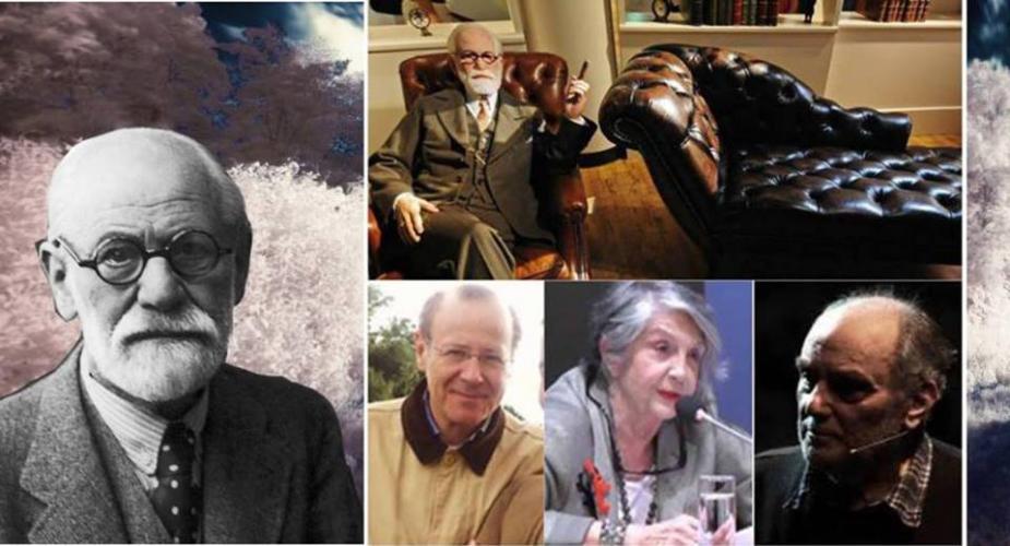 Οι Εκδόσεις Αρμός σας προσκαλούν σε συζήτηση για την Αξία & Σημασία του Έργου του Sigmund Freud σήμερα! Συνομιλούν οι ψυχαναλυτές Μαρίλια Αβέρωφ-Αϊζενστάιν, Ιωάννης Βαρτζόπουλος κι ο συγγραφέας Στέλιος Ράμφος. Την Παρασκευή 25 Μαΐου 2018, ώρα 20:00΄, στις Εκδόσεις Αρμός (Μαυροκορδάτου 11, Αθήνα).