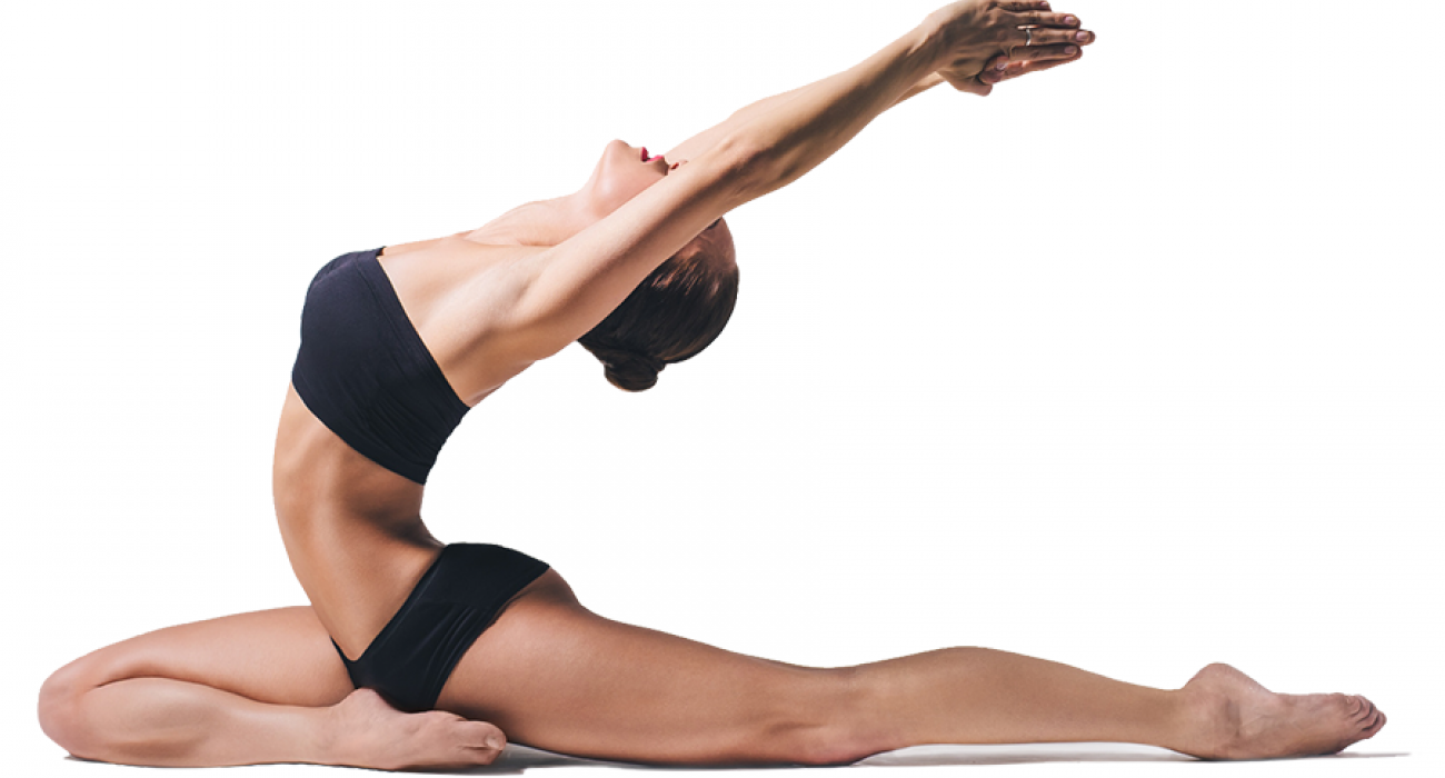 Γυμναστείτε με Pilates για ενδυνάμωση και τόνωση