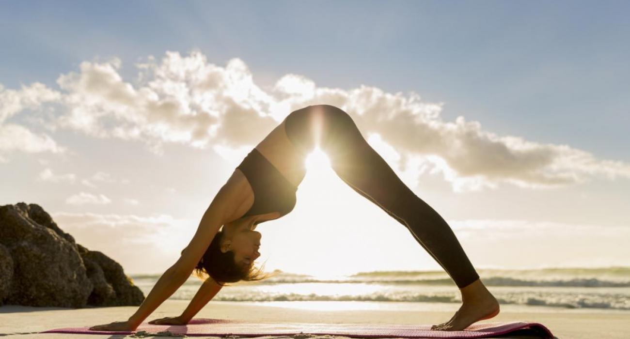 Η Yoga καταπραύνει το άγχος και την κατάθλιψη